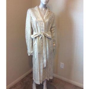 L'Wren Scott Lace Dress Coat